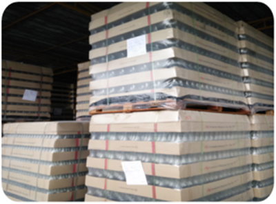Packaging Material Storage